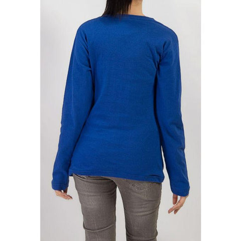 Ajmery Enterprise - Cotton T Shirt - Royal Blue