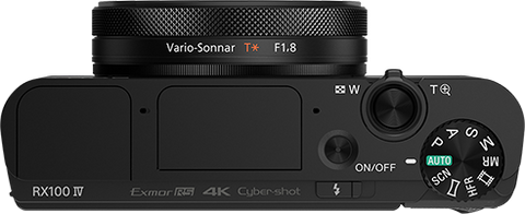 Sony - Cyber-Shot - DSC-RX100M4 - Black