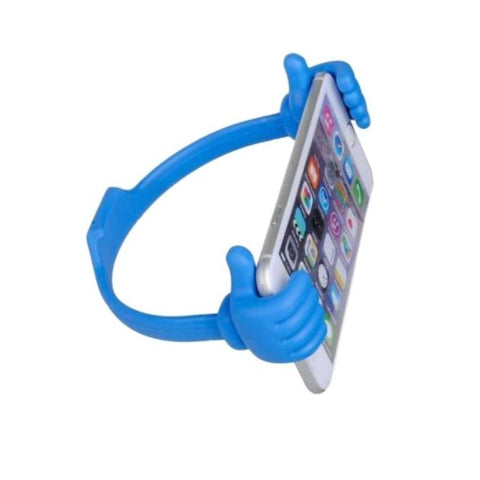 AlphaTronix - Universal Hand Palm Stand for Tablets and Smart Phones - Multicolor