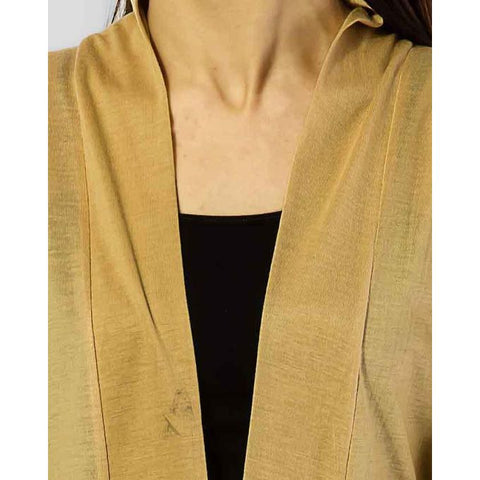 Ajmery Enterprise - Women's Cotton Shrug For Summer - Beige