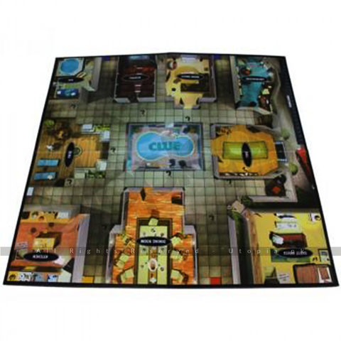 Clue - Intelligence Board Game - Multicolor