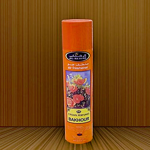 AL-REHAB Crown Perfumes Bakhour Orange - 300ml