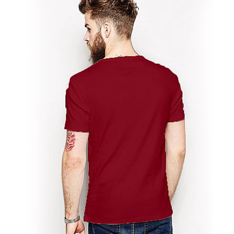 Tommy Boy Round Neck T-Shirt - Red