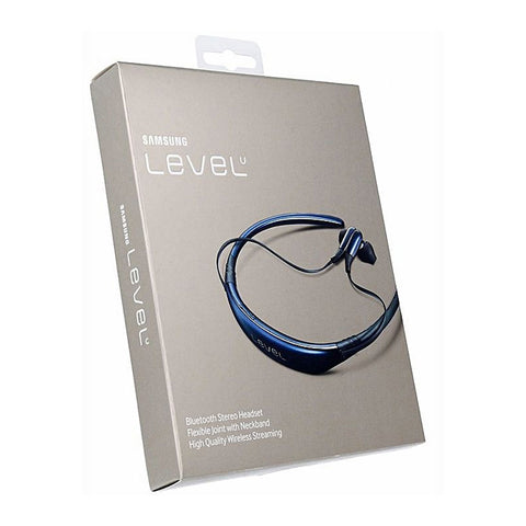 Samsung  - Samsung Level U Wireless Headphones - Blue