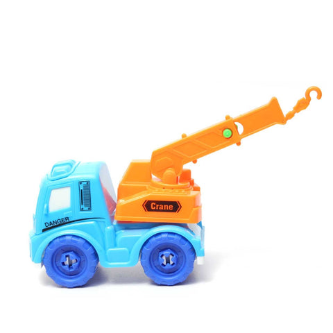 Toy Tools Truck - Multicolor
