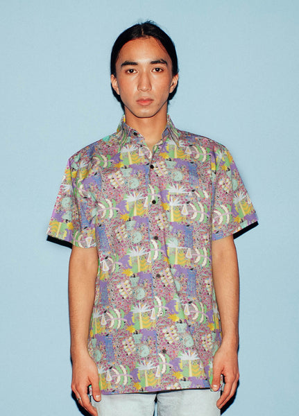 Memphis unisex shirt JUNGLE