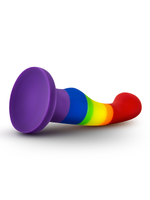 Blush Avant Pride P1 Rainbow Dildo Base