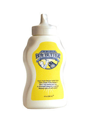 Boy Butter Oil 9oz