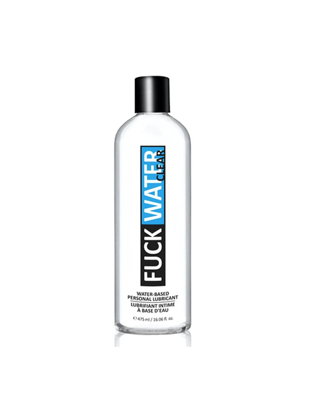 FuckWater Clear Lubricant 16oz