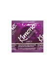 Kimono Microthin Large Single Condom - Come As You Are Co-operative
