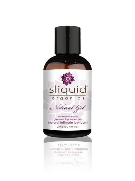 Sliquid Organics Gel Lubricant 4oz