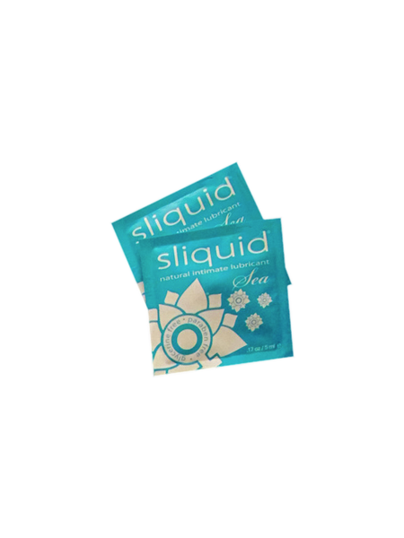 Sliquid Sea Lubricant Pillow Pack