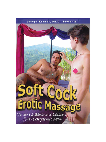Soft Cock Erotic Massage DVD