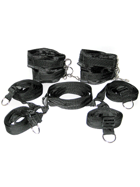 Sportsheets Under The Bed Restraint Kit