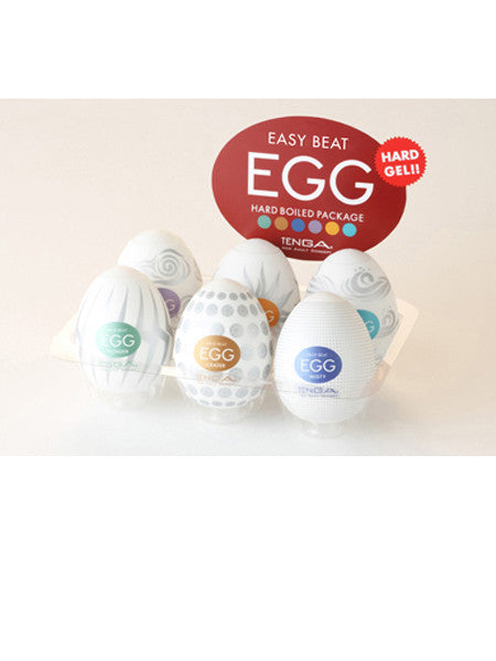 Tenga Eggs Gel - Carton Of Six