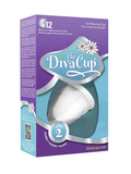 The Diva Cup Model 2 in Packaging