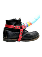 Unicorn Collaborators Boot Harness with BS Atelier Alex Rainbow