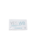 Yes WB Sample Pillow