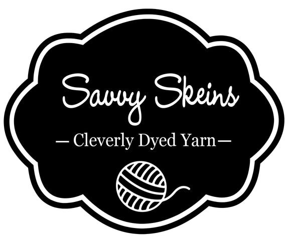 Savvy Skeins - Cleverly Dyed Yarns