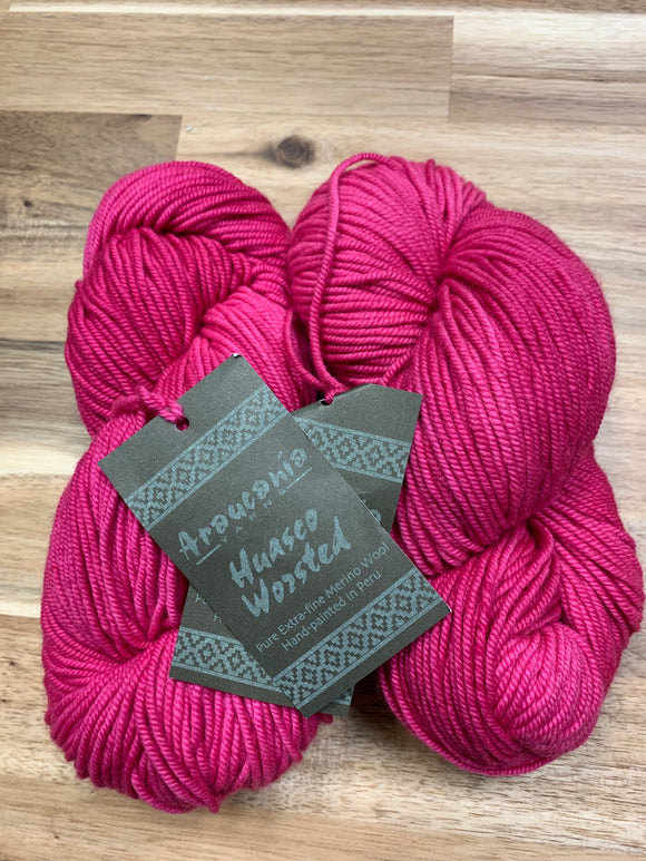 Araucania Huasco Worsted color 308