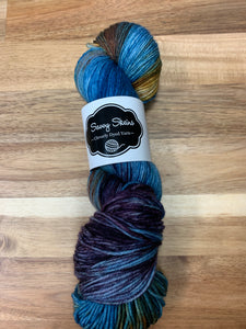 Savvy Skeins Sensible Sock Abalone