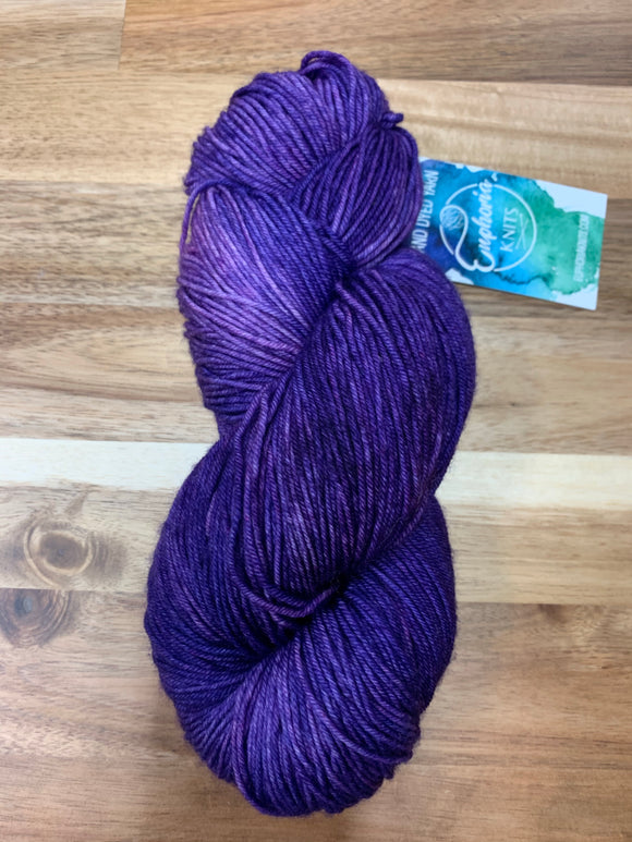 Euphoria Knits Frenzy Kellie Purple