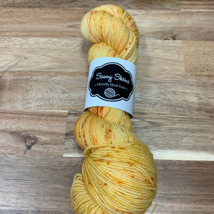 Savvy Skeins Sensible Sock Buttercup