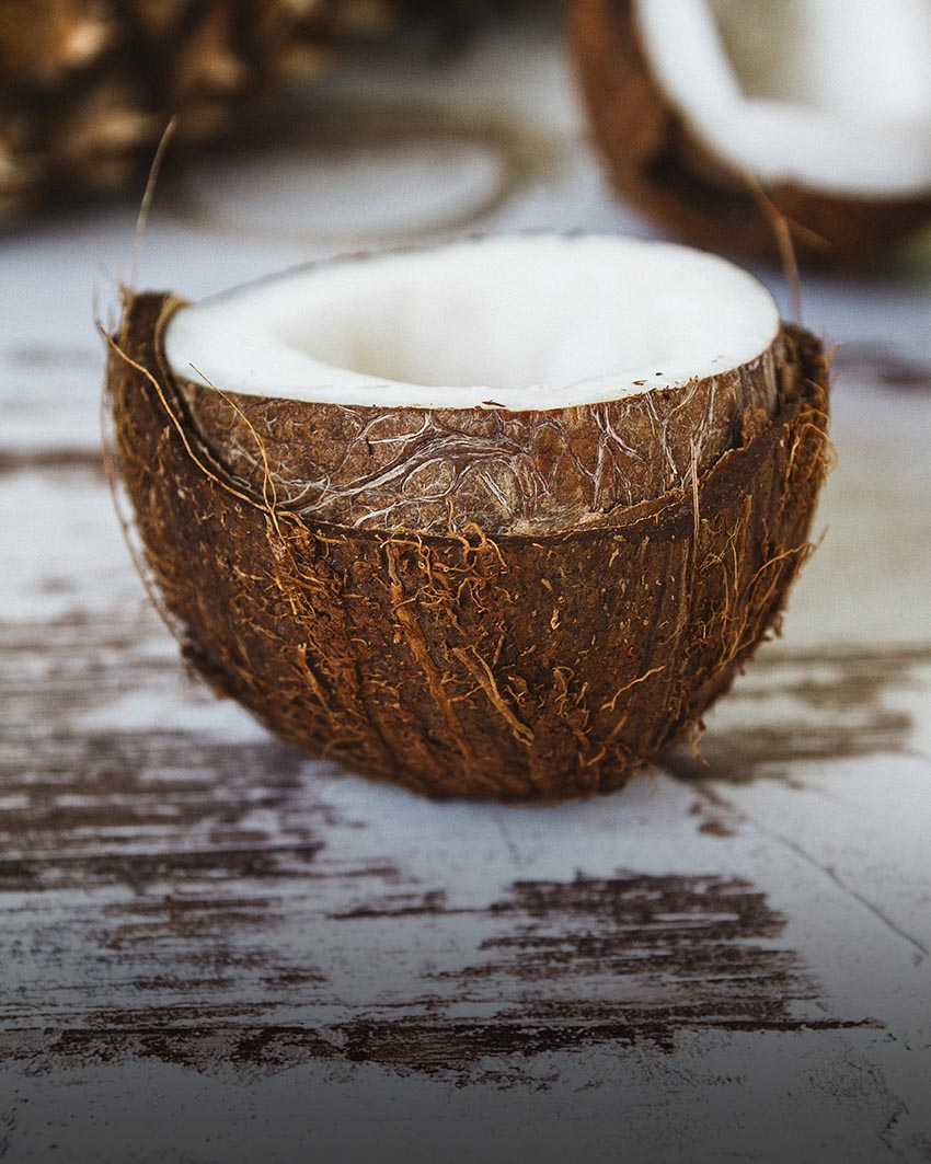 Coveted Beauty Secret: Coconut Oil Hair Mask