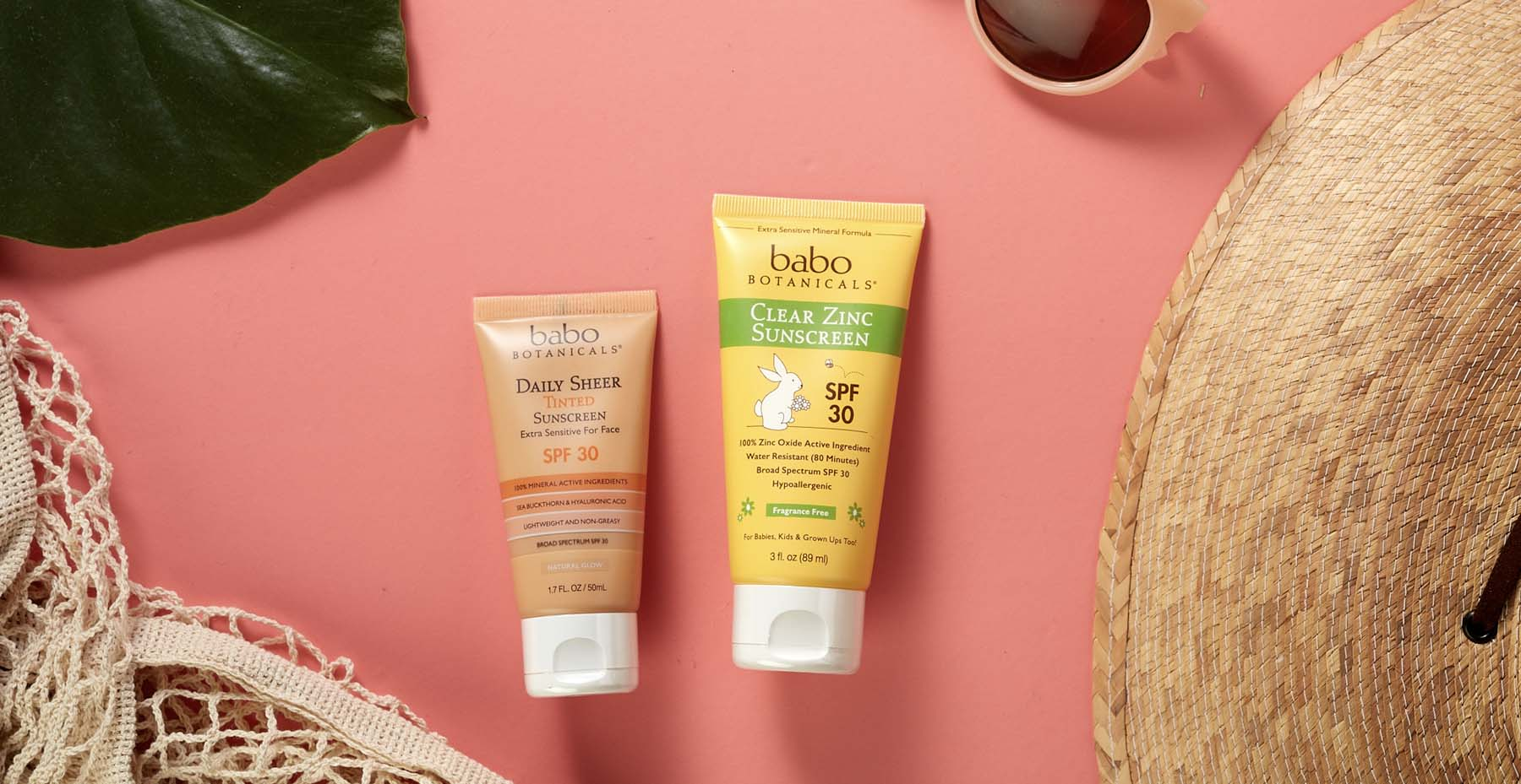Babo botanical sun products
