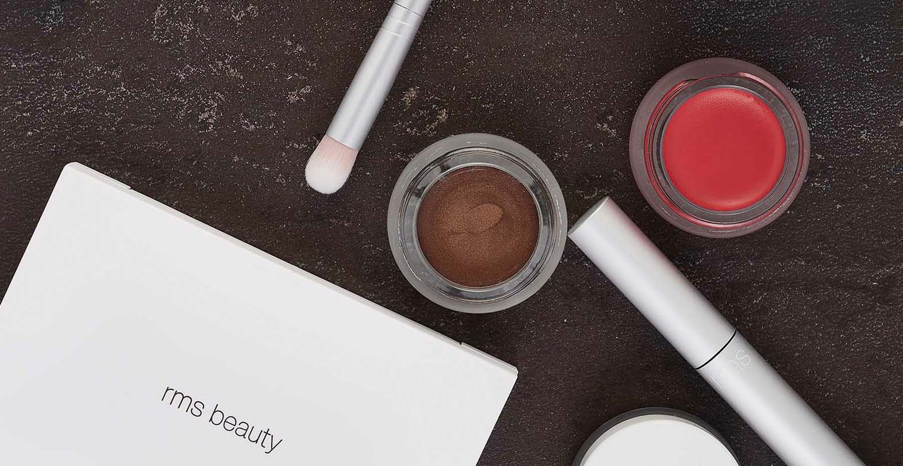 RMS Make-up products