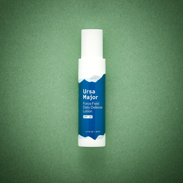 Force Field Daily Defense Lotion with SPF 18