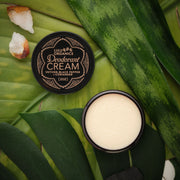 Vetiver + Black Pepper Cream Deodorant 2oz