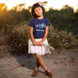 Friends forever' kids shortsleeve shirt