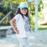 Fruit kids shortsleeve shirt