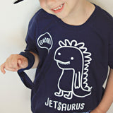 Dino kids shortsleeve shirt