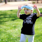Easter egg baby shortsleeve shirt