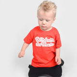'Rollin' with the homies kids shortsleeve shirt