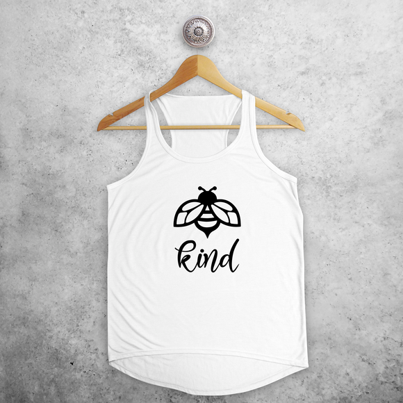 'Bee kind' tank top