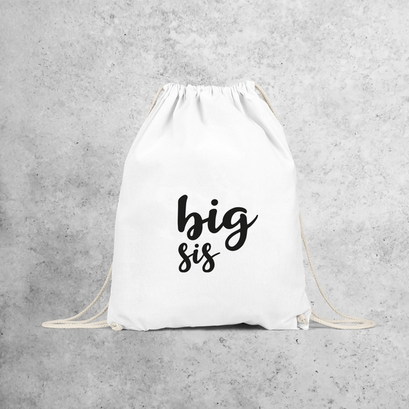 'Big sis' backpack