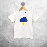 Lightening kids shortsleeve shirt