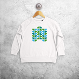 Arches kids sweater