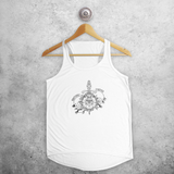 'Brothers forever' tank top