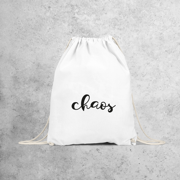 'Chaos' backpack