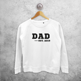 'Dad' sweater