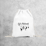 Eid Mubarak backpack