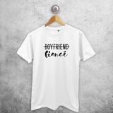'Fiancé' adult shirt