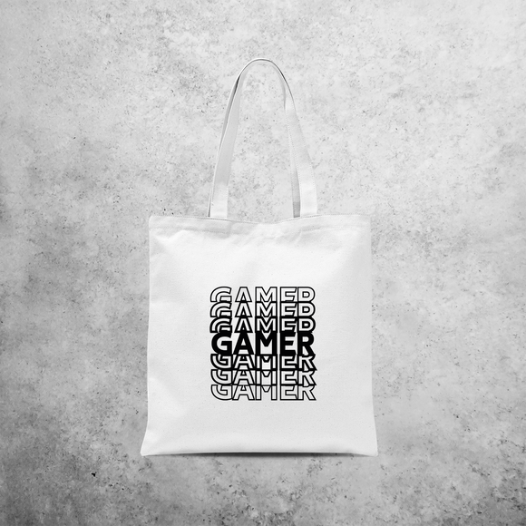 'Gamer' tote bag