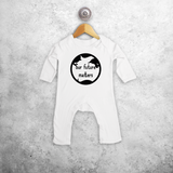 'Our future matters' baby romper