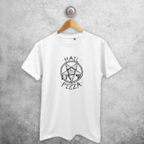 'Hail pizza' shirt