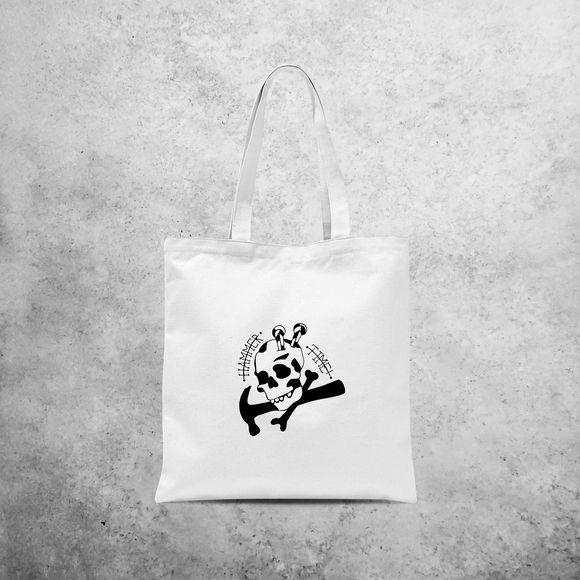 'Hammer time' tote bag